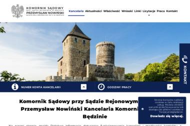 Komornik Sądowy Przemysław Nowiński - Windykacja Będzin