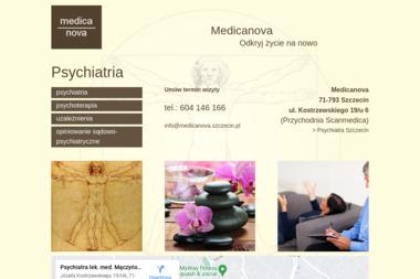 Medicanova - Terapia uzależnień Szczecin