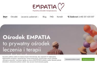 Prywatny ośrodek terapii uzależnień Empatia - Ośrodek Leczenia Uzależnień Brwilno