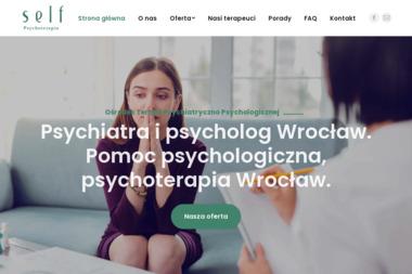 Gabinet psychoterapii SELF - Terapeuta Uzależnień Wrocław