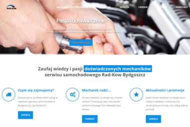 Rad-Kow - Klimatyzacja Samochodowa Bydgoszcz