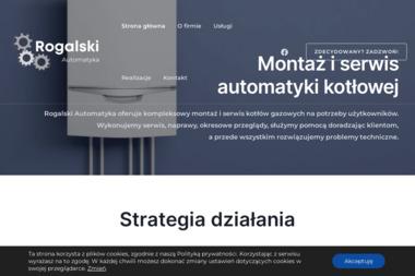 FHU Dawid Rogalski - Bramy Garażowe Dwuskrzydłowe Wielogłowy