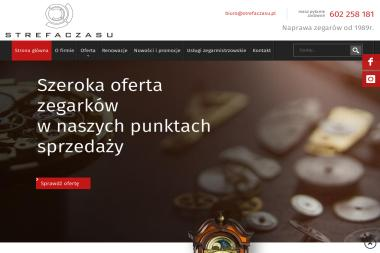 Strefa Czasu - Zegarmistrzowstwo Warszawa