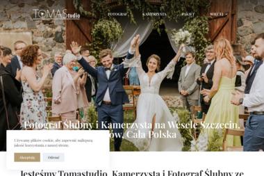 Fotograf Ślubny Szczecin- Tomastudio - Fotograf Szczecin