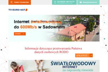 TV-EURO-SAT - Internet Węgrów