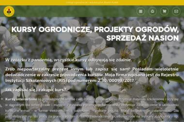 Usługi ogrodnicze i edukacyjne Beata Kułek, Horticultural and educational services Beata Kułek - Projektowanie Ogrodów Zimowych Poznań