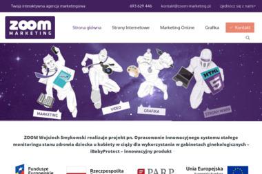 Agencja Marketingowa ZOOM - Reklama internetowa Zielona Góra