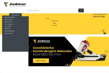 Jedmar sklep z narzędziami - Sklepy Online Pruszewiec