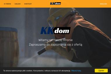 KKDOM KATARZYNA KWIATKOWSKA - Firma Remontowa Płock