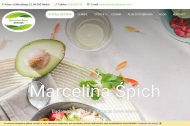 Dietetyk Marcelina Śpich - Dietetyk Wieluń