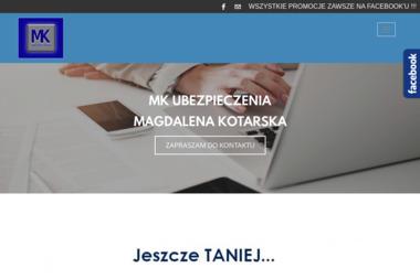 MK Ubezpieczenia Magdalena Kotarska - Ubezpieczenie firmy Kluczbork