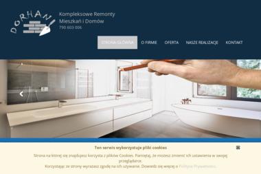 Dorhan prace budowlano-remontowe - Tapetowanie Grudziądz