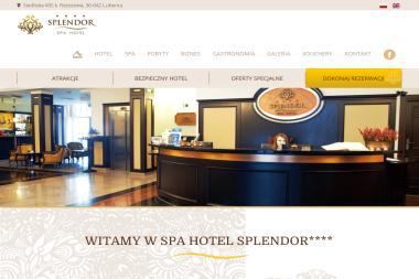 SPA Hotel Splendor - Wellness Lubenia