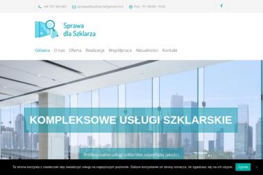 Sprawa dla Szklarza - Szklarz Białystok