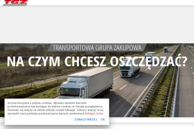 Transportowa Grupa Zakupowa - Firma transportowa Katowice