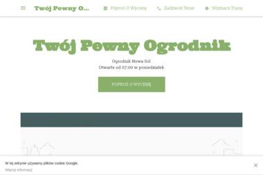 Twój Pewny Ogrodnik - Układanie kostki brukowej Nowa Sól
