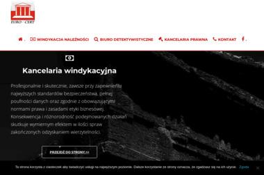 Euro-CertKancelaria Prawna & Biuro Detektywistyczne - Obsługa prawna firm Zduńska Wola