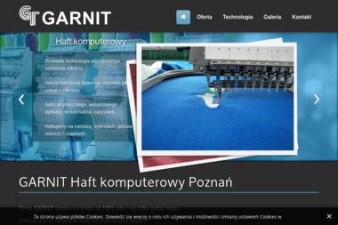 GARNIT PHU JACEK TEICHERT - Haft Plewiska