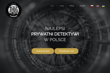 GRUPA KAMARO - Agencja Detektywistyczna Kraków