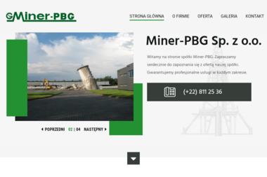 Miner-PBG - Studnia Kopana Warszawa