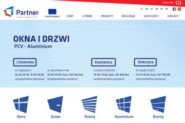 PARTNER - ALMA - Bramy Garażowe Segmentowe Limanowa