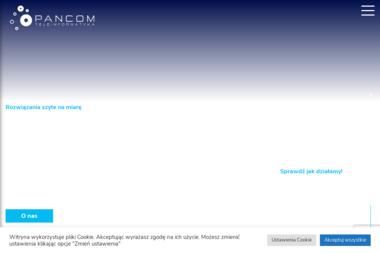 PANCOM - Firmy informatyczne i telekomunikacyjne Zduny