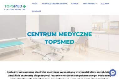 Centrum Medyczne Topsmed - Proktolog Poznań