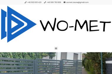 Wo-met - Bramy wjazdowe Witnica