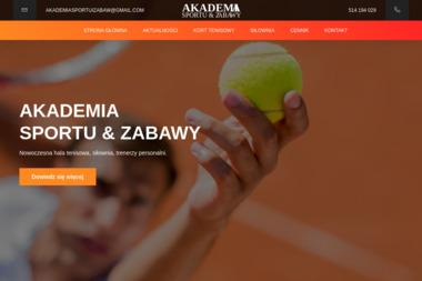 Akademia Sportu & Zabawy - Trener personalny Sandomierz