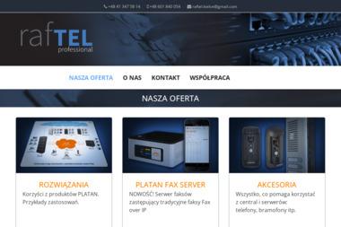 RAFTEL - Centrale Voip Kielce