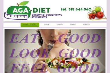 AGA-DIET - Dietetyk Zbąszynek