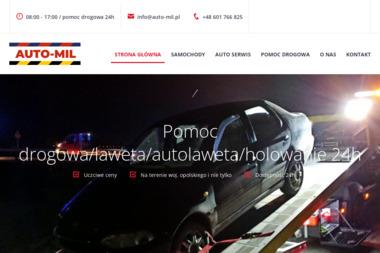 F.h.u. Auto Mil - Przewozy Kluczbork