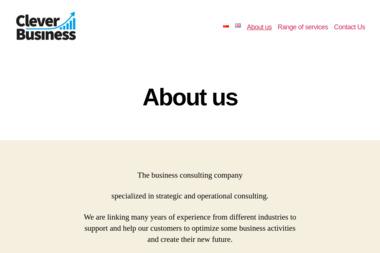 CLEVER BUSINESS Maciej Pietrula - Firma audytorska Gostyń