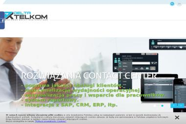 Delta-Telkom Sp.J. - Centrale Telefoniczne Gliwice