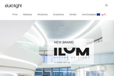 Euro-Light Sp. z o.o. - Oświetlenie Łazienki Tarczyn