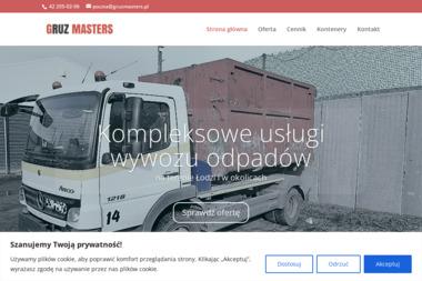 GruzMasters - Wywóz Papy Łódź
