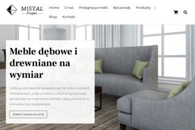 MISTAL Projekt Adrian Gunia - Meble na wymiar Głuchołazy