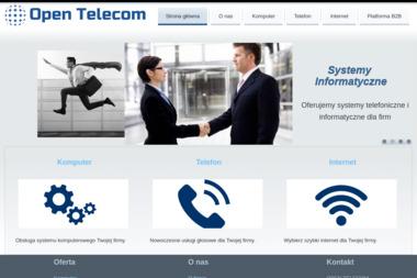 OPEN TELECOM - Telefonia Voip Kielce