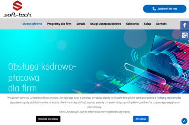 SOFT-TECH - Firma IT Myślibórz