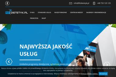 FIT DIETETYK - Dietetyk Wołomin