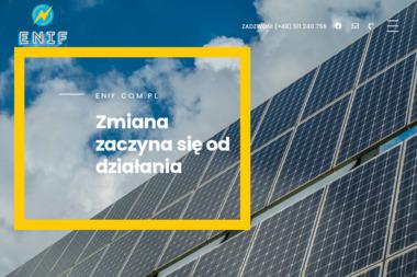 Enif Sp. Z o.o. - Projektant Instalacji Elektrycznych Olsztyn
