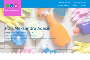 FUH Aleksandra Adasik - Usługi Sprzątania Chojnice