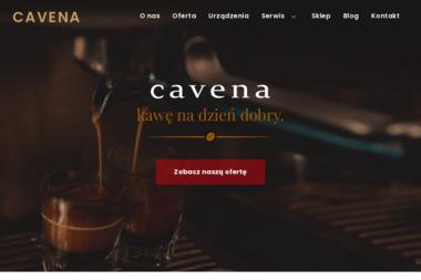 Cavena s.c. - Wynajem Ekspresu do Kawy Warszawa