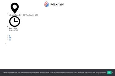 MAXMEL - Sprzedaż Systemów Grzewczych Wrocław