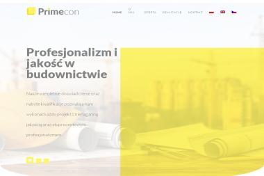 Primecon - Fundament Gliwice