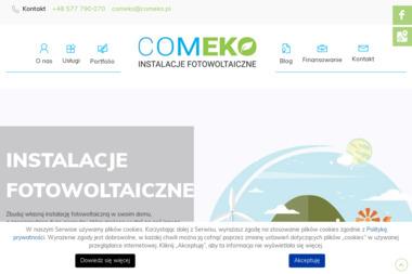 ComEko Sp. z o.o. - Instalacje Fotowoltaiczne Szczecin