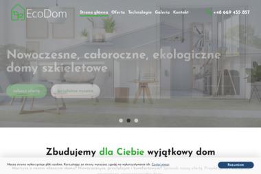 EcoDom - Budowa Domu Modułowego Łódź