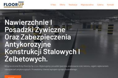Floorup sp z.o.o. - Strop Żelbetowy Płońsk