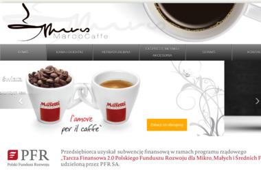 Marco Caffe - Sprzedaż Ekspresów do Kawy Sosnowiec