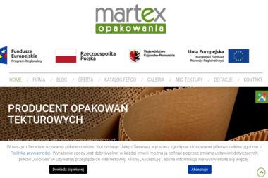 Martex - Opakowania Kosmetyczne Brzoza